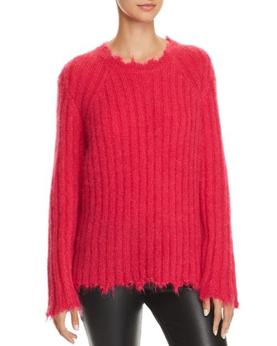 Grunge Cashmere Sweater