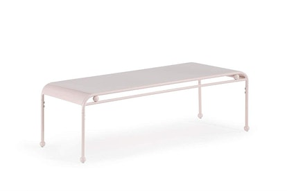 Now House by Jonathan Adler Elemental Coffee and Cocktail Table, Pink