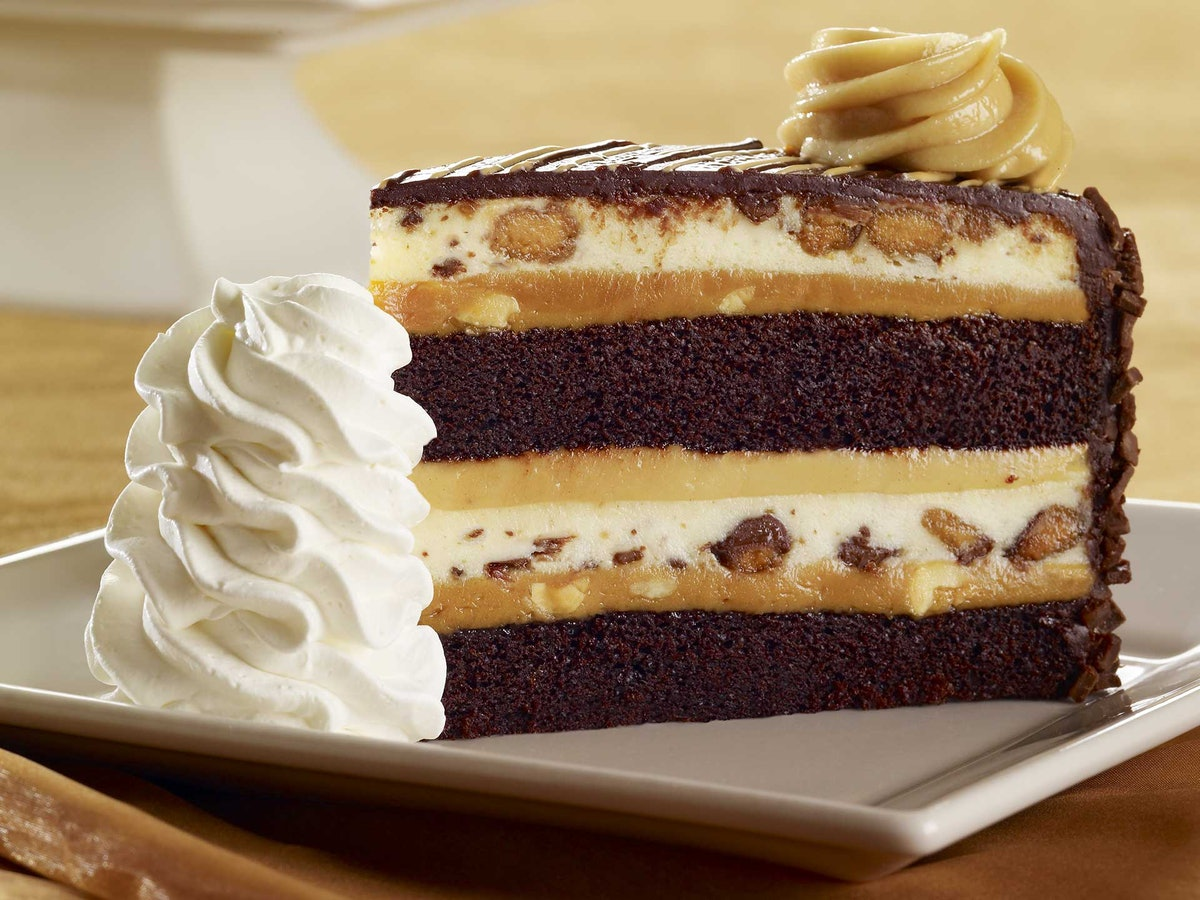 Here's How To Get Free Cheesecake From The Cheesecake Factory & DoorDash In October