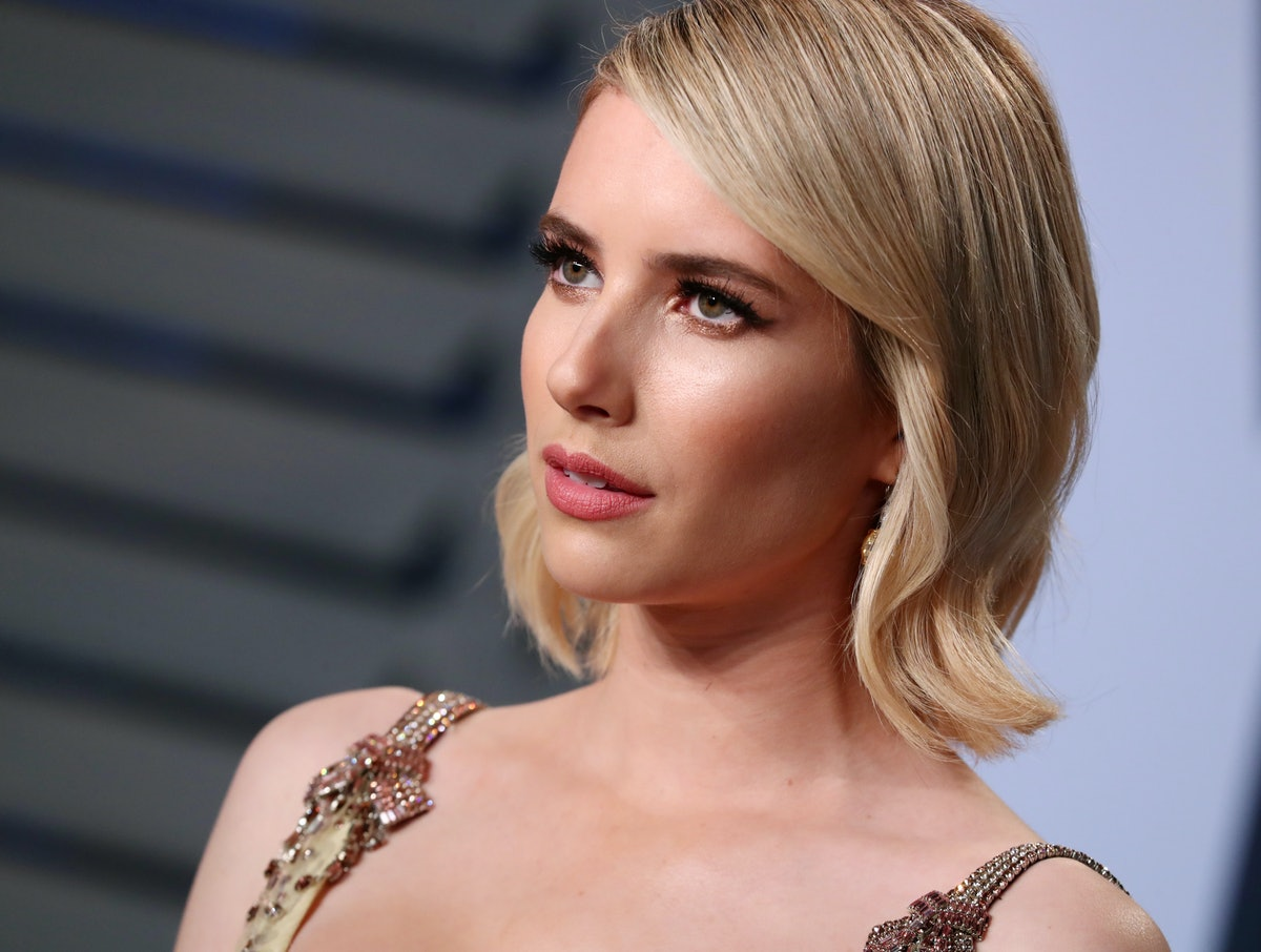Emma Roberts' Green Mules Will Convince You To Upgrade Your Shoe Collection Stat