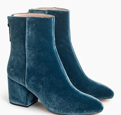 Sadie Ankle Boots In Autumn River