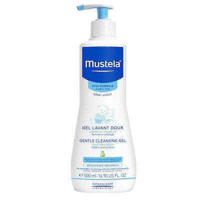 Mustela Gentle Cleansing Gel, 17 oz.