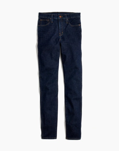 """10"""" High-Rise Skinny Jeans in Lucille Wash"""