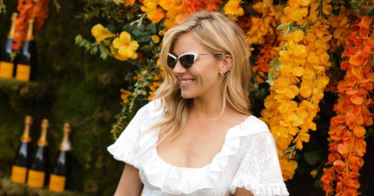 Sienna Miller's Style Secret Is All About Bold & Bright Footwear