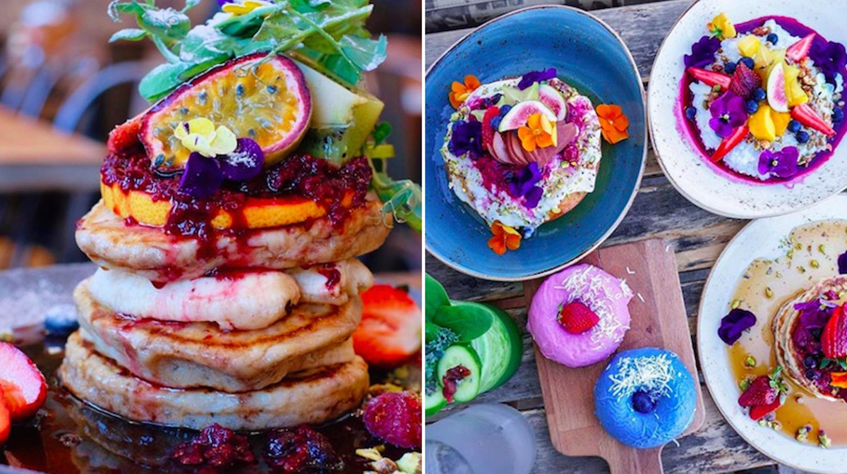Speedos Cafe In North Bondi Has Insta-Worthy Food That's Gluten-Free, Dairy-Free, & Vegan