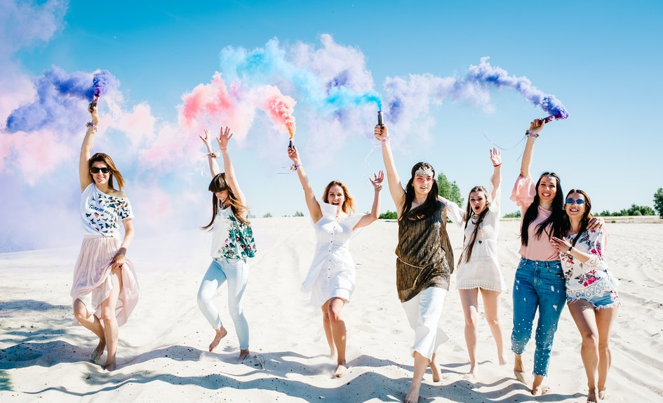 65 clever bachelorette party hashtags that every bridecrew would
