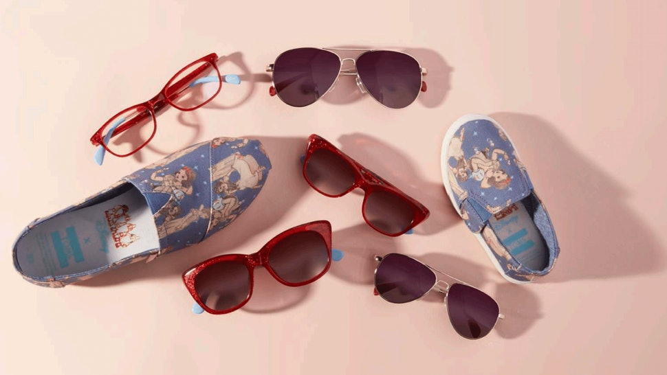 ac265b957c What's In TOMS x Disney Holiday Collection? It's The Fairest Of Them All
