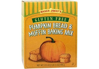 Gluten-Free Pumpkin Bread & Muffin Baking Mix