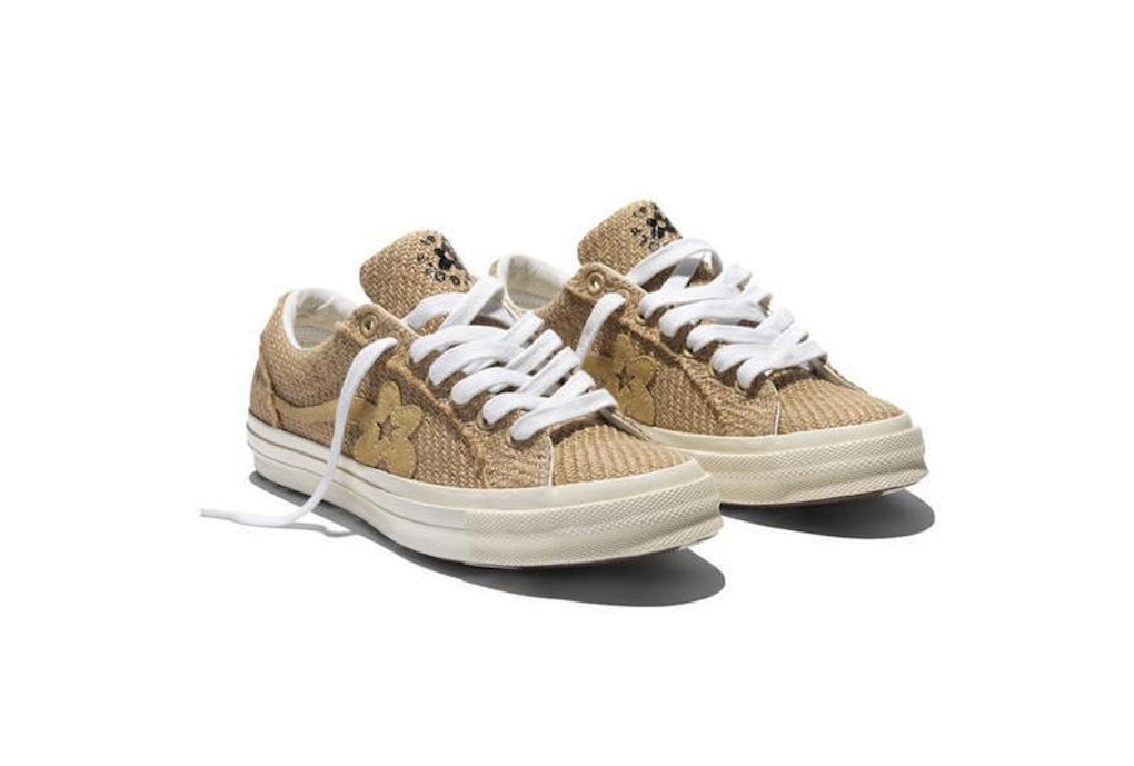New Golf Le Fleur X Converse Sneakers Are On The Way They Re Made