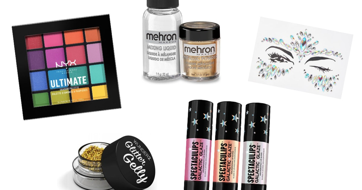 15 halloween makeup products under 25 so the price tag isnt as scary
