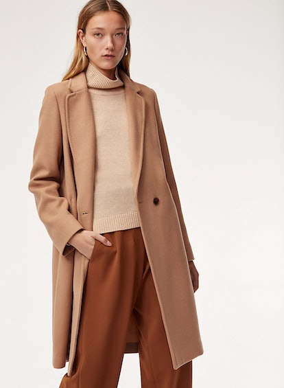 Stedman Wool Coat