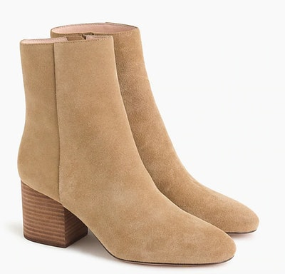Sadie Ankle Boot In Melted Caramel