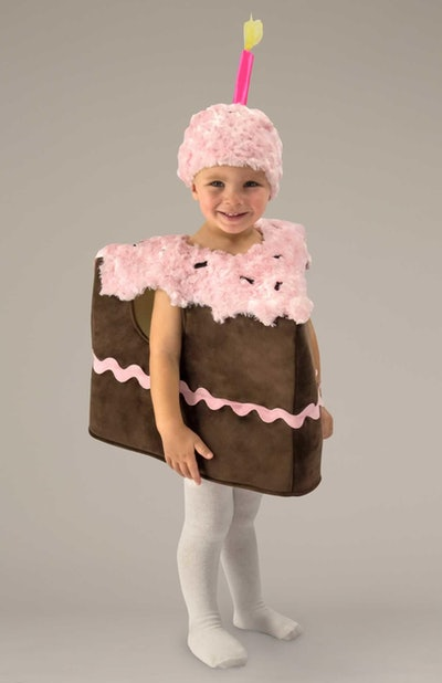 Piece of Cake Costume for Girls