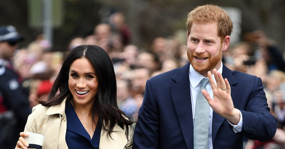 Meghan Markle & Prince Harry's body language in Australia reveals so
