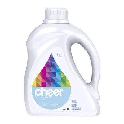 Cheer Free Liquid Laundry Detergent