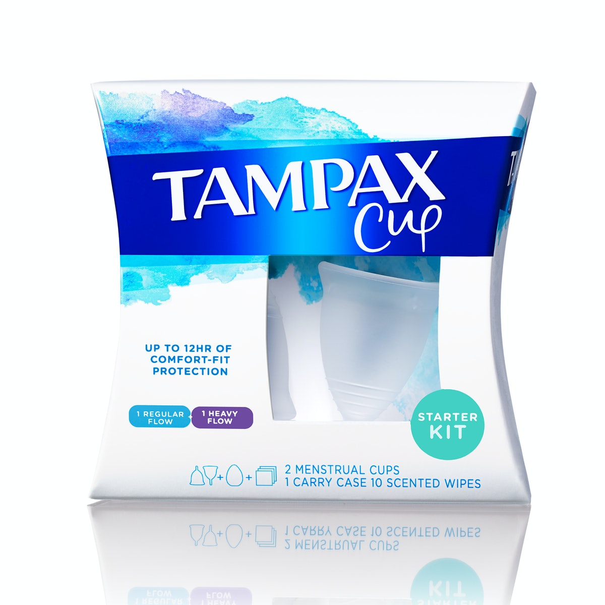 Tampax Menstrual Cup Just Launched & It's A Brand New Period Option