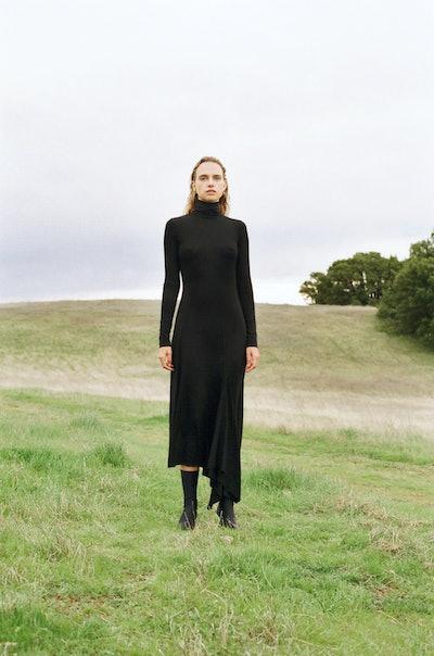 Moor Turtleneck Dress