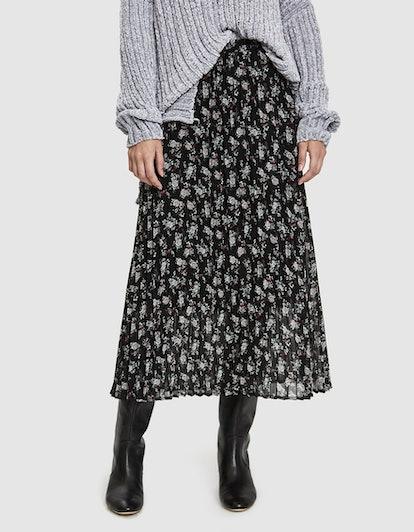 Moe Pleated Skirt