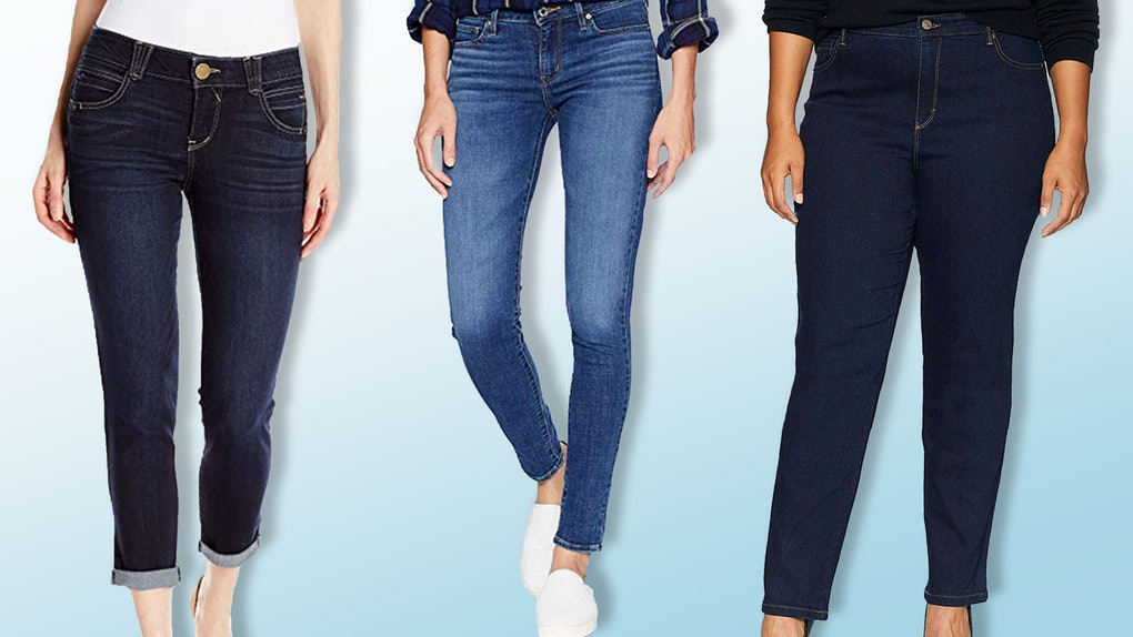 357aebf5dfb The 3 Best Stretch Jeans For Women
