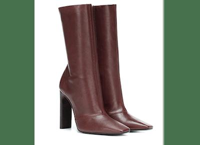 Season 7 Leather Boots