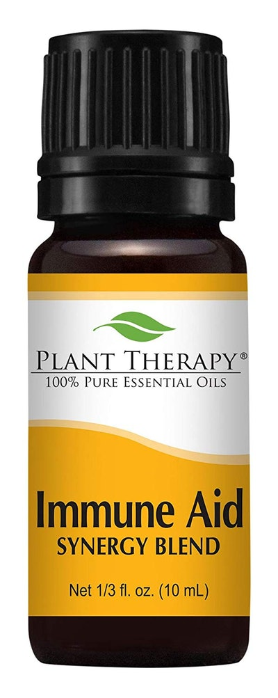 Plant Therapy Immune-Aid Synergy Essential Oil Blend