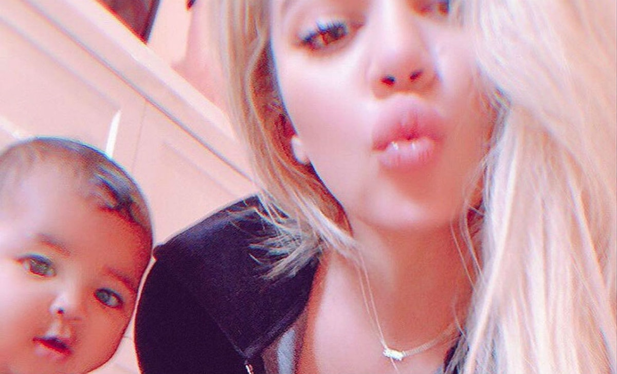 Khloe Kardashian's Blue Cupcake Party With True & Her Cousins Was So, So Cute