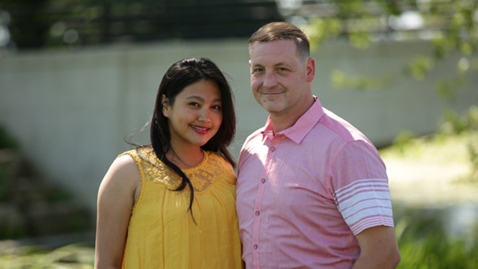 Who Is Eric On '90 Day Fiance'? He Proposed To His Fiance With Lightning Speed