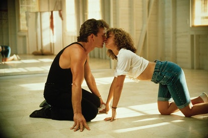 Halloween costume with jeans: Baby from 'Dirty Dancing'