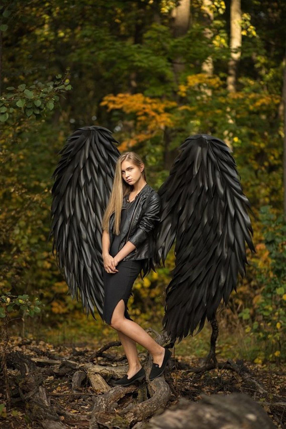 Angel Wings Costume