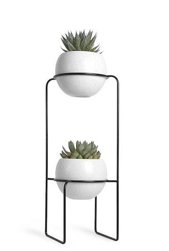 Antek Planter, White