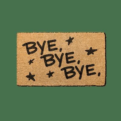 LEAVING YOU BEHIND DOORMAT