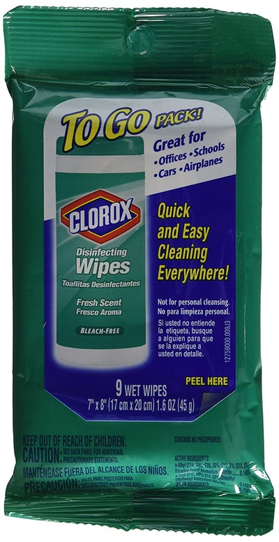 Clorox Disinfecting Wipes (6 Pack)