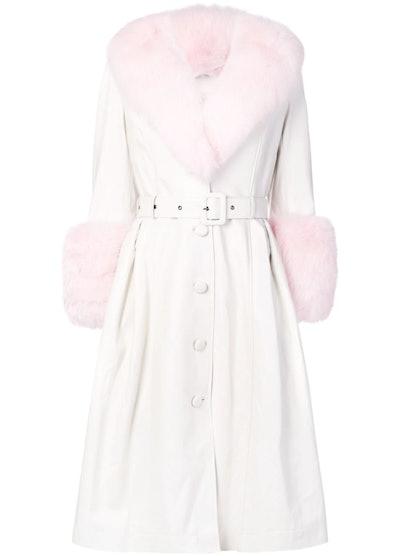 Furr Detail Coat