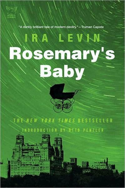 'Rosemary's Baby' by Ira Levin