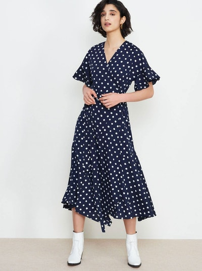 Eliana Wrap Dress