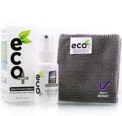 EcoMoist Natural Organic Screen Cleaner