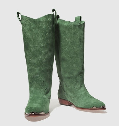 Red Or Dead Green Montana Boot