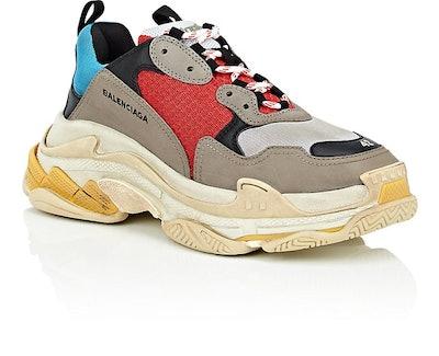 Balenciaga Men's Triple S Sneakers