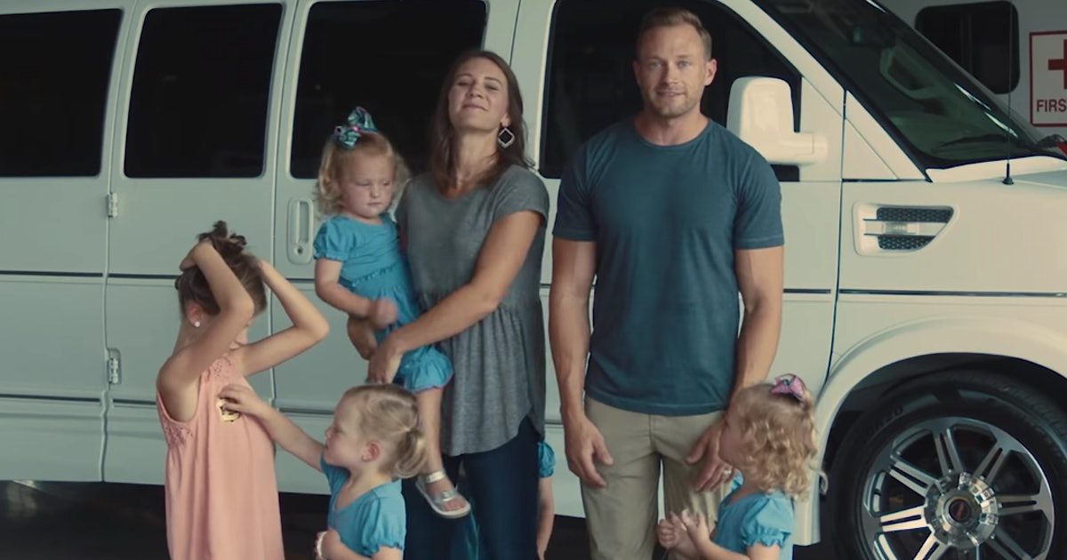 The Busbys Are Spreading The Word About Car Seat Safety In