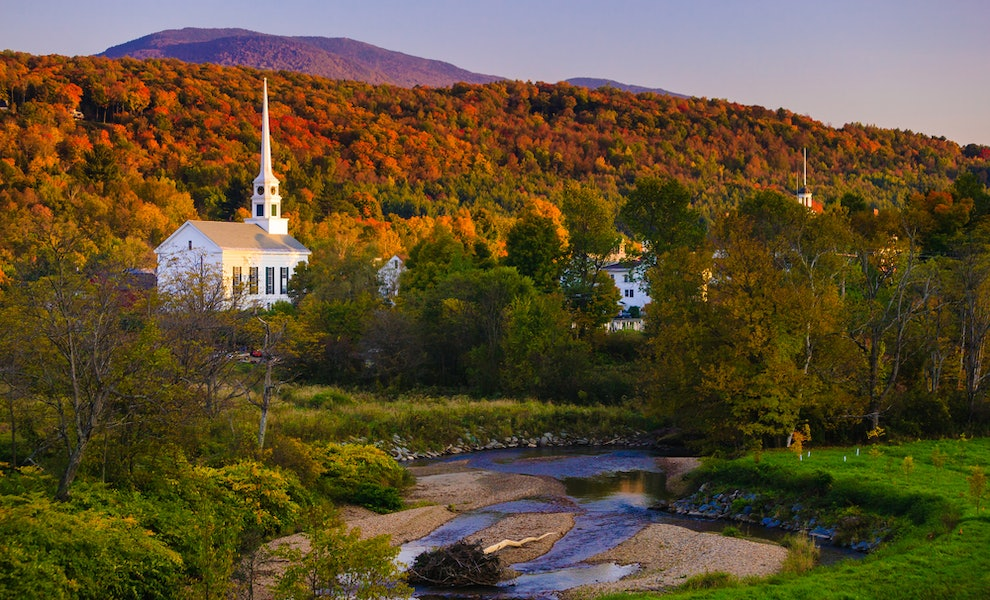 8 fall mountain vacations that allow you to completely unplug