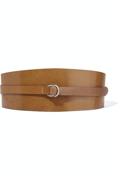 Cajou Leather Waist Belt