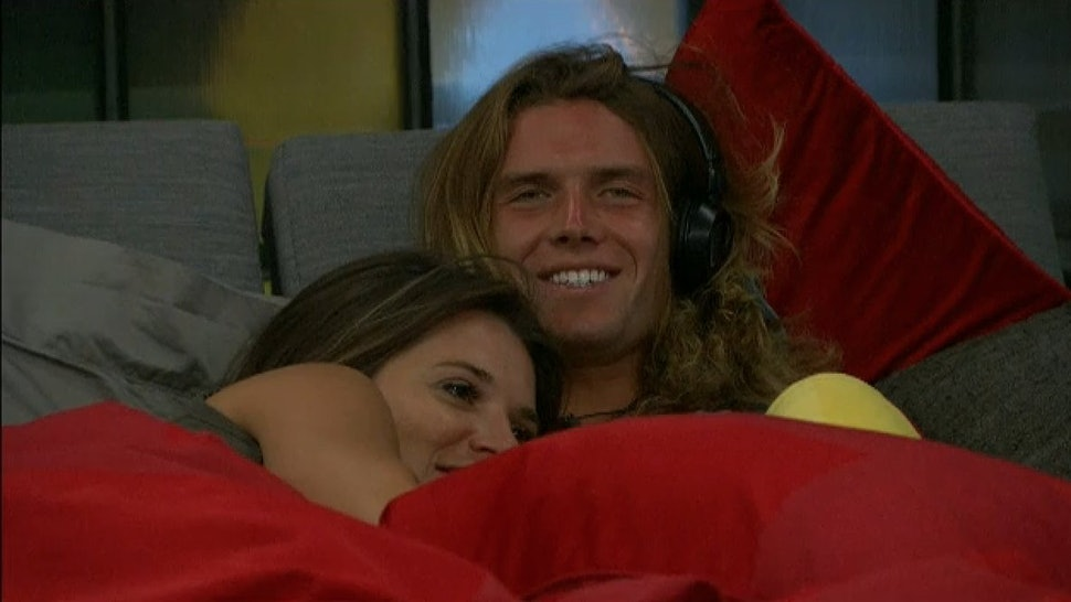 Big Brother 20's Tyler & Angela Moved In Together, Taking