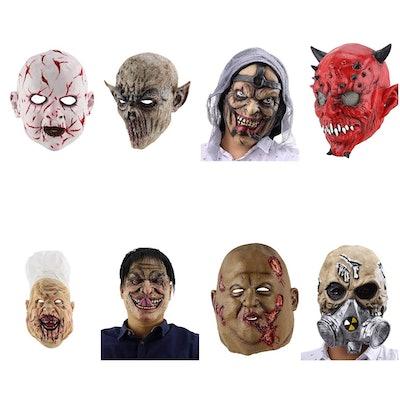 Hophen Scary Masks
