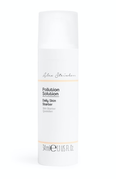 Pollution Solution, Daily Skin Start