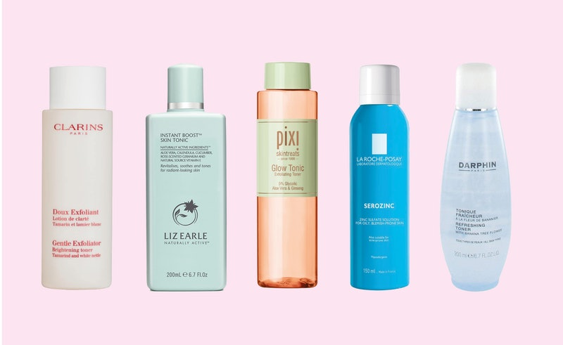 What Does Toner Actually Do 5 Toners That Have Unexpected Benefits For Your Skin