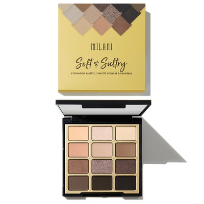 Milani Soft and Sultry Eyeshadow Palette
