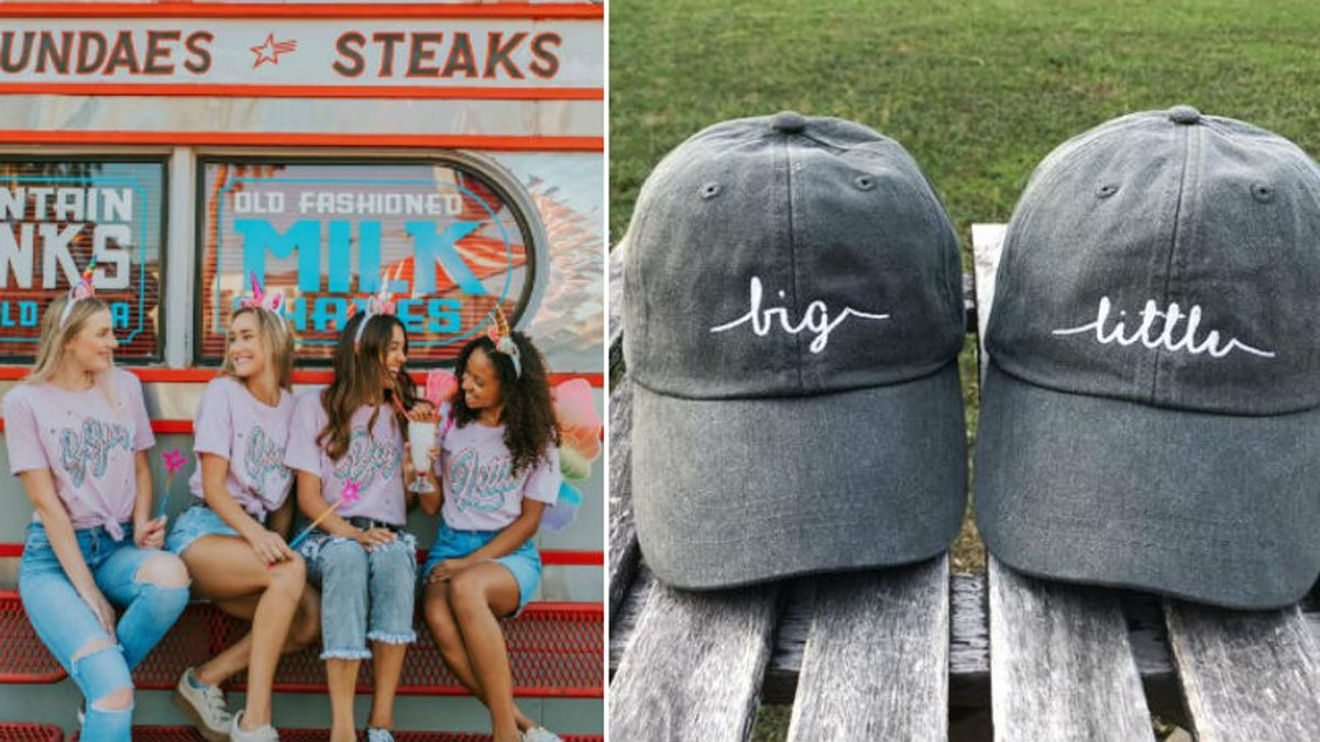 Cutest Sorority Gifts On Etsy For Your Little That Won't Break The Bank