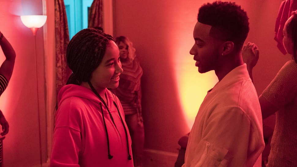 The Hate U Give' Soundtrack Takes You On A Tour Through Hip