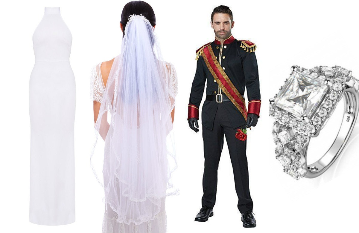 5 Easy Meghan Markle \u0026 Prince Harry Wedding Halloween Costume Ideas That  Are Fit For Royalty