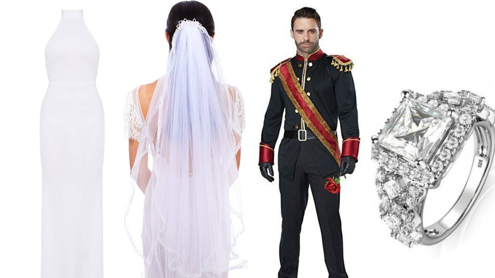 5 Easy Meghan Markle Prince Harry Wedding Halloween Costume Ideas